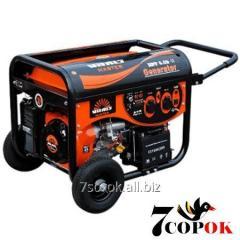 Бензиновый генератор Master EST 5.0b