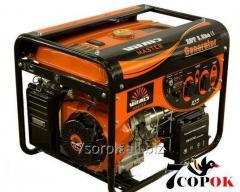 Бензиновый генератор Master EST 5.8ba