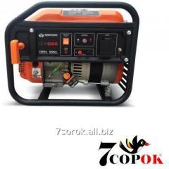 Petrol Daewoo GDA 7500E-3 generator