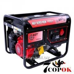 Трехфазный Бензиновый генератор AGT 8203 HSB TTL
