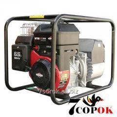 Бензиновый генератор AGT 3501 BSB SE