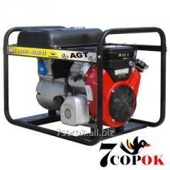 Трехфазный Бензиновый генератор AGT 10003 BSBE SE