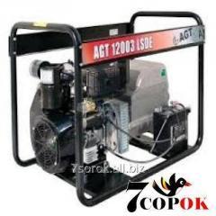 Бензиновый генератор AGT 12001 LSDE