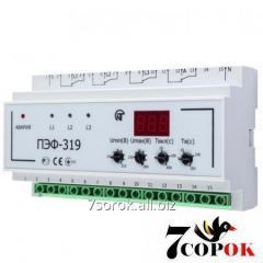 Switch of the phases Novatek-Elektro PEF-319, 32A
