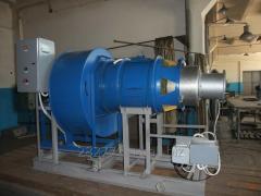 Нагреватели воздушные газовые смесительного типа