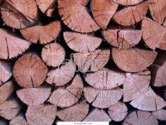 Birch/oak firewood in bags