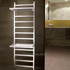 Design UPPER DUE heated towel rail