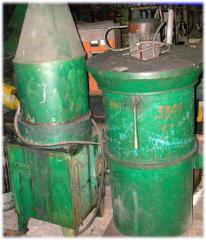 Вентиляционный пылеулавливающий агрегат ЗИЛ-900М,