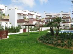 High quality bungalows and apartments on the coast