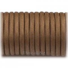 Decorative wire in a color braid