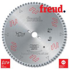 Circular saws Freud LU4A for cutting of plastic of