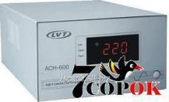 Voltage stabilizer single-phase LVT ASN-600
