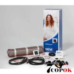 Нагревательный мат Devi DeviMat 150T 9м2 140F0456