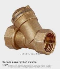 Фильтр вода грубой очистки 1/2»