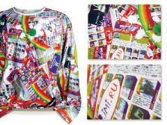 Печать на футболках и майках