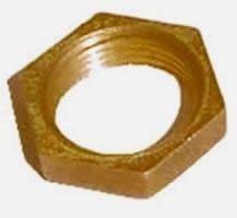 Counter. Nut brass 1