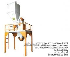Packing machine of bran