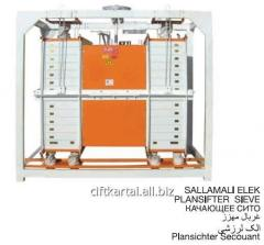 Flour and cereals production equipment