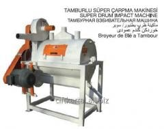 Mixers for food industry