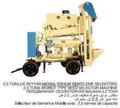 Standard selector car of 2,5 tons   ÇİFT