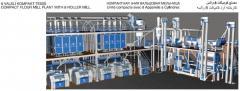 Compact 3rd valtsovy mill