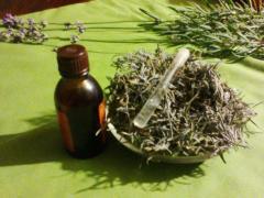 Натуральное масло Лаванды