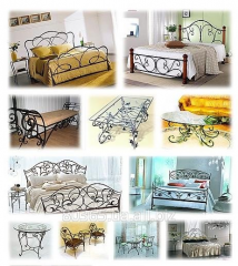 Shod furniture (Odessa), shod furniture for a