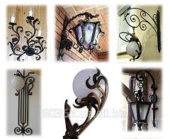 Shod lamps (Odessa), shod streetlights, shod lamps