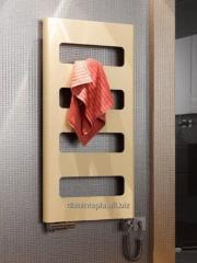Design RETRO heated towel rail