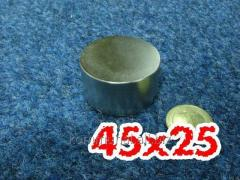 Neodymium magnet 45Х25