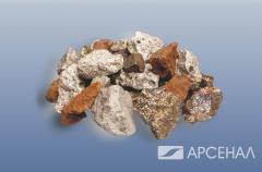 Ferrochrome low-carbonaceous LC FeCr, the FH015,