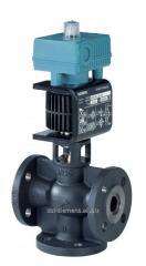 Клапан Siemens MXF461.65-50
