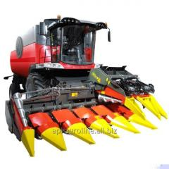Corn harvester 12-row Ziegler