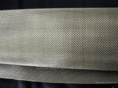 Сетка тканая низкоуглеродистая 0.7х0.28