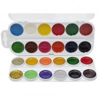 Water-colours, moist colours