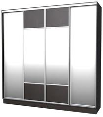 Mirrors for sliding wardrobes