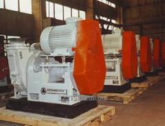 Slurry pumps of production of MONEK-YuG (Bulgaria)