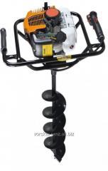 Motor-drill URALMASH of MB 5200