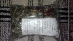 Tea drinks on the basis of medicinal herbs
