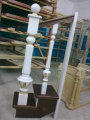 Handrail ladder