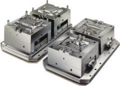 Пресс-формы для литья пластмасс, изготовление,
