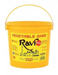 Ravi, Vegetable Ghee  Volume: 5kg Type of packaging: yellow buckets