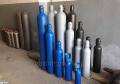 Cylinder oxygen new Ukraine 40 liters