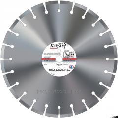 Circle diamond professional segment Karpaty