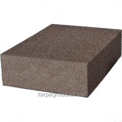 Sponge abrasive Karpaty 120, art. 17994
