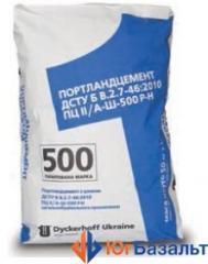 Цемент ПЦ IIА М-500