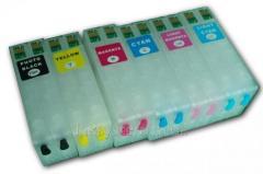 Перезаправляемые картриджи для Epson PP100