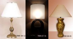 Desk lamp ceramic TKM-XX-XX