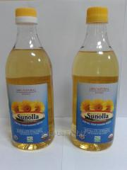 High oleic sunflower oil (Refined / Unrefined) 1L