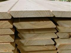 Planken slanting